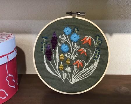 刺繍フレーム